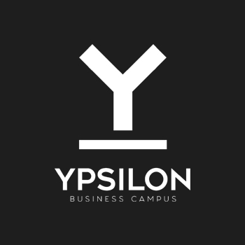 Ypsilon logo black